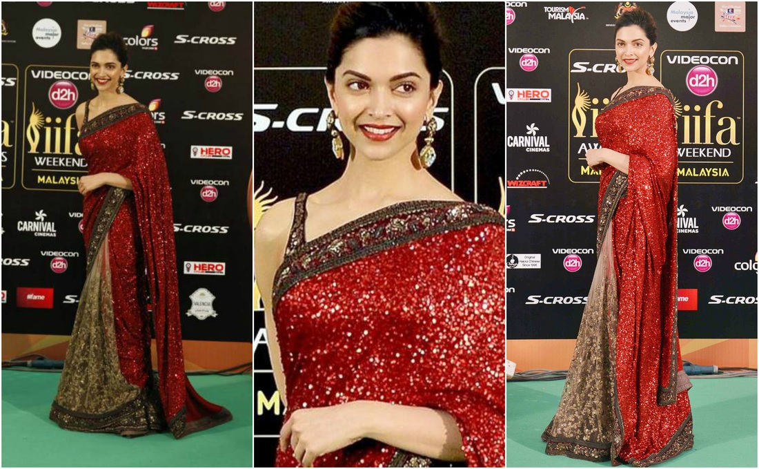 Five Times Deepika Proved That She's A Saree Person ...